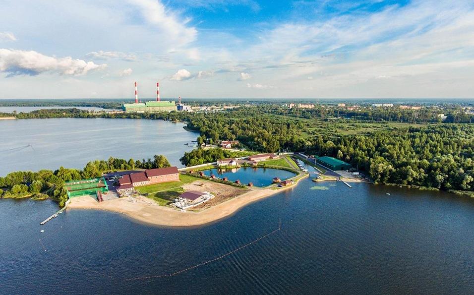 Saint Lake - база отдыха на берегу Святого озера